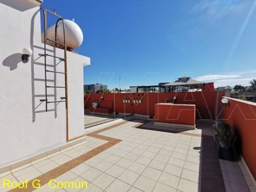 depto de 105m2 / terraza priv