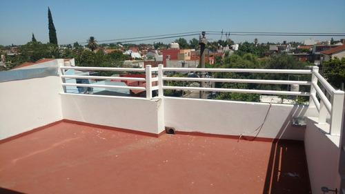 depto de 2 ambientes, cochera cubierta y terraza en venta