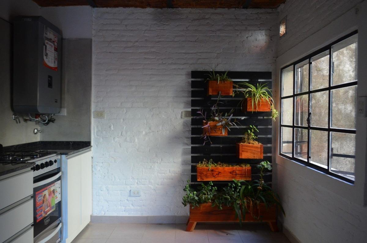 depto de pasillo sin expensas - 1 dormitorio - unidad reciclada