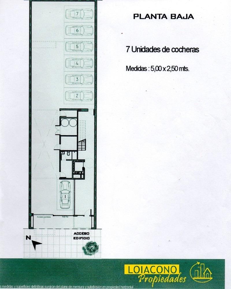 depto de pozo - 3 amb - cafayate 4300 - loiacono propiedades