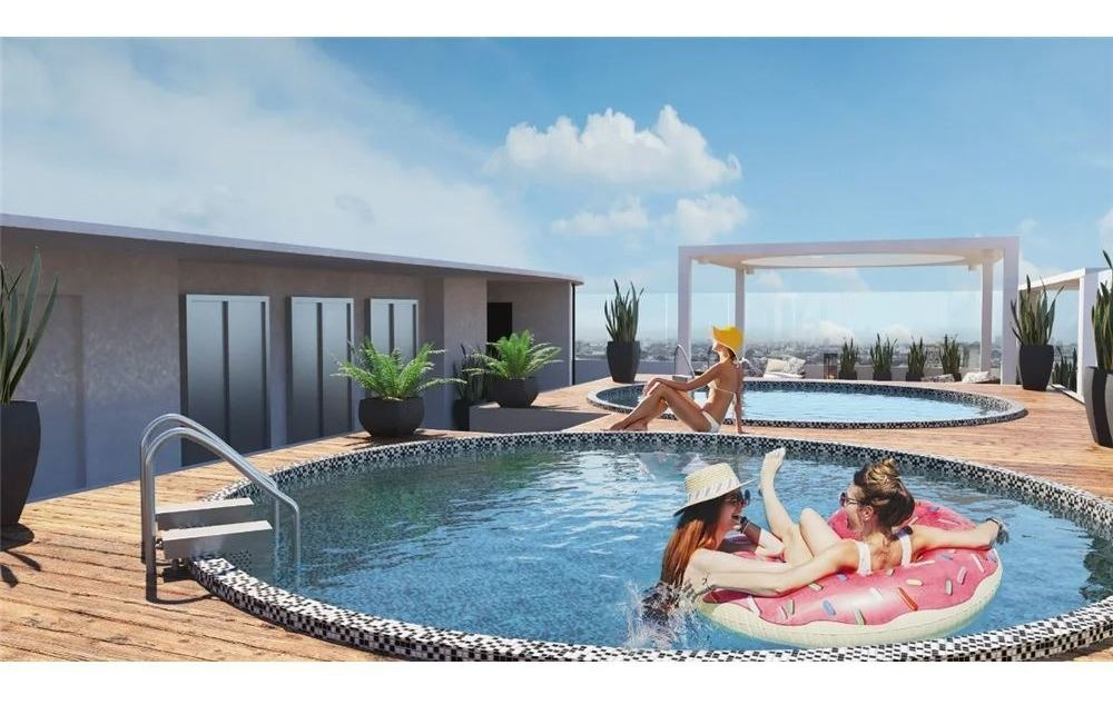 depto de pozo! full amenities! anticipo usd 8.000