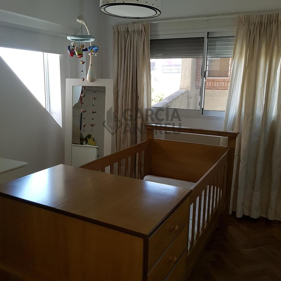 depto duplex 2 dorm con cochera - paraguay al 1600 - centro sur