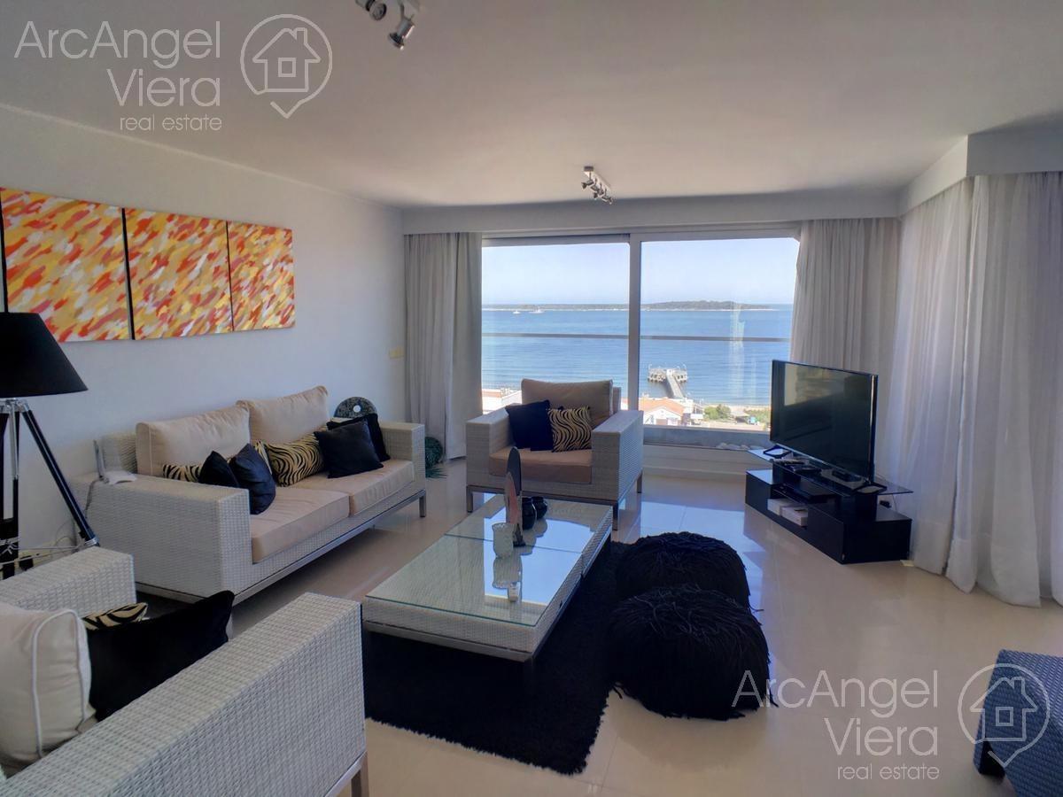 depto en alquiler en alexander collection   3 dormitorios  vista al mar