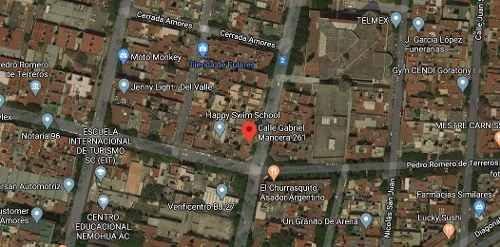 depto. en b. juarez, col. del valle, calle gabriel  mancera