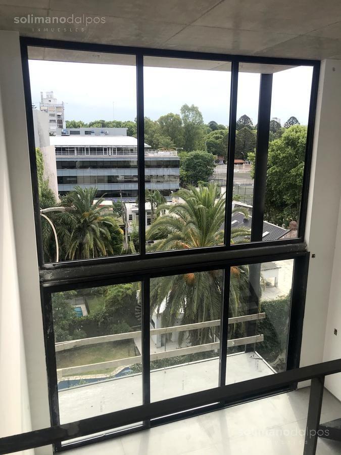 depto en duplex 2 amb con balcon - olivos-vias/rio