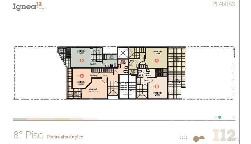depto en venta  1 dormitorio  posesión inmediata, financiación hasta diciembre 2020 - nueva cordoba