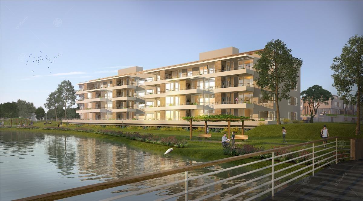depto en venta a estrenar de 3 ambientes en condominios del lago
