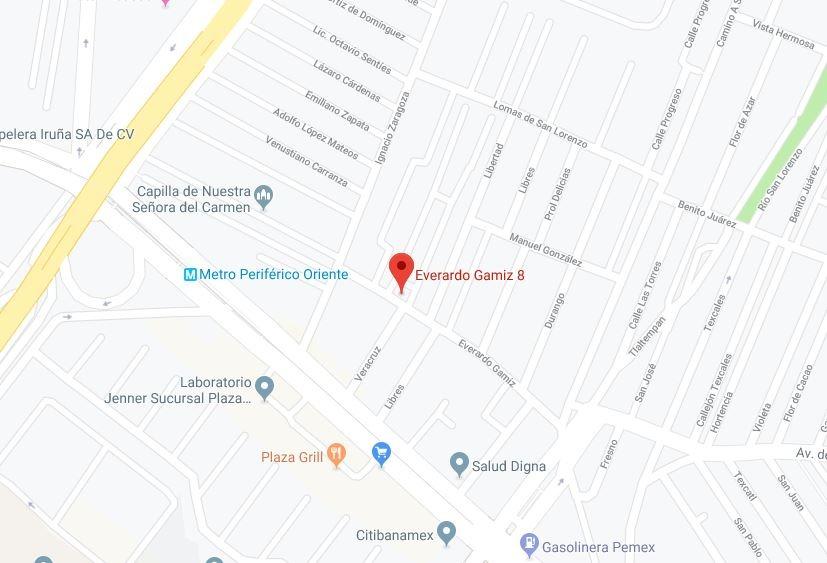 depto en venta en col. lomas de san lorenzo, iztapalapa