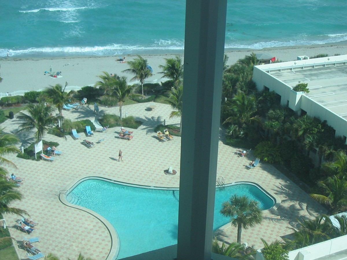 depto miami 120mts .piso14 sobre la playa.vista total al mar