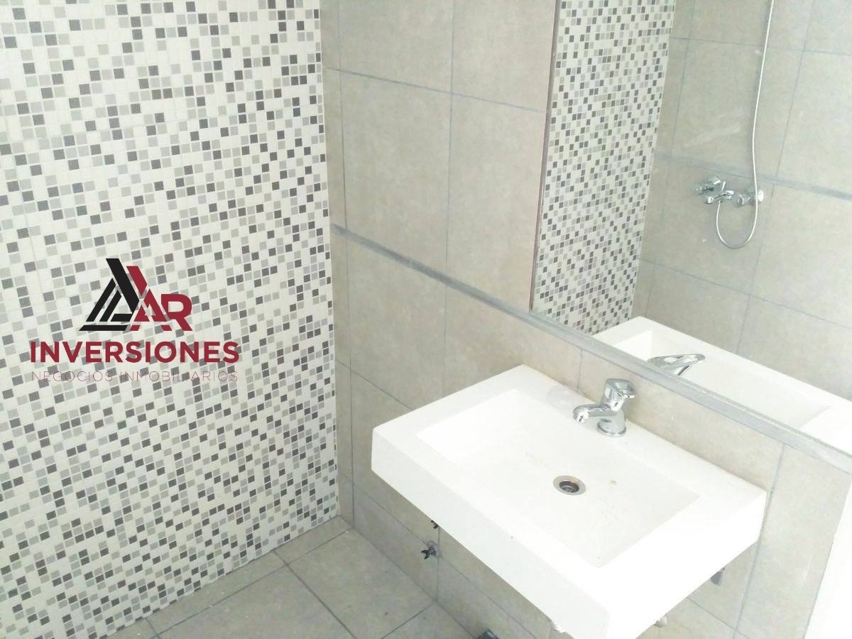 depto monoambiente de 27 m2 sobre calle san lorenzo 3400
