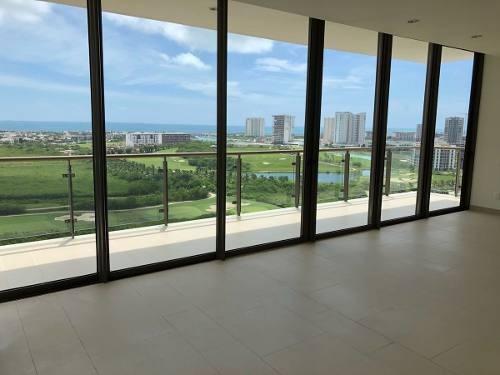 depto venta 2 recamaras be towers puerto cancun