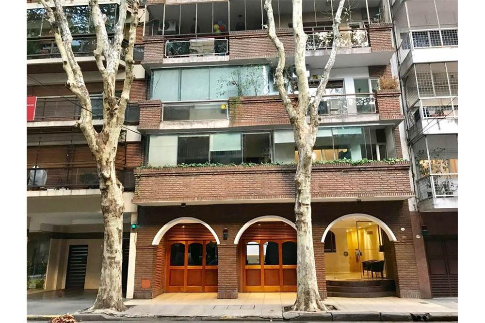 Depto Venta Belgrano Balcon Terraza Parrilla Coch