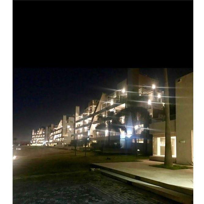 depto. venta,2 amb,tigre,benavidez,villanueva,barrio santa clara terrazas al lago,retasado