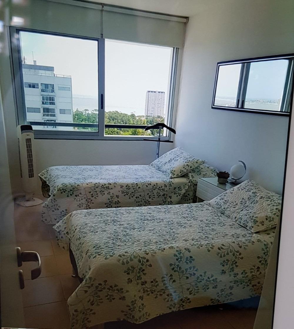 depto.impec. 70m2, 2 dorm, 2 baños, vista panoram, servicios