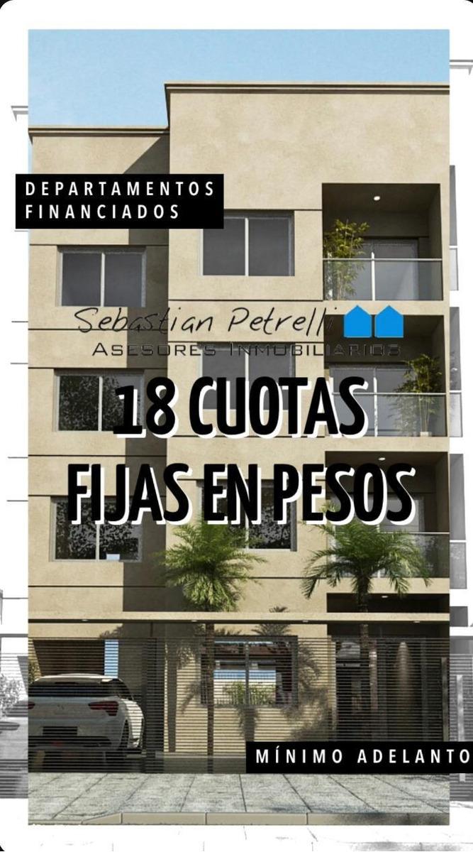 deptos en pozo de 1 y 2 amb financiados cuota fija en pesos