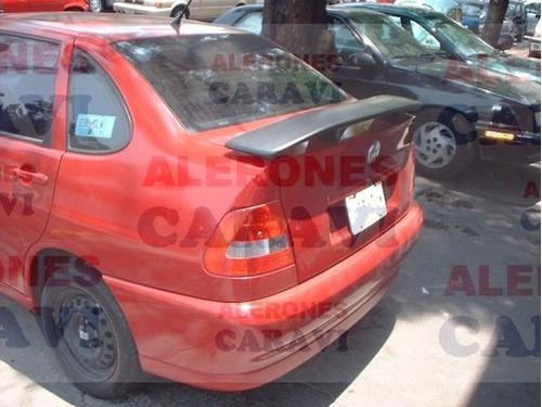 derby vw 1999 te vendo el aleron deportivo modelo rally