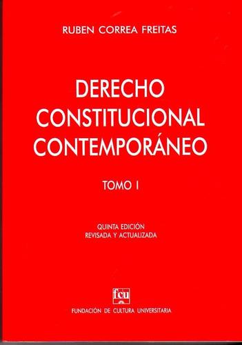 derecho constitucional contemporáneo 1 / correa freitas
