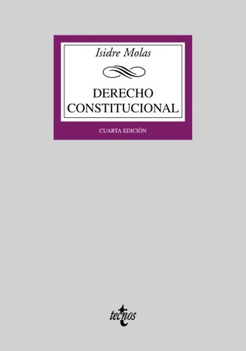 derecho constitucional(libro universitaria)
