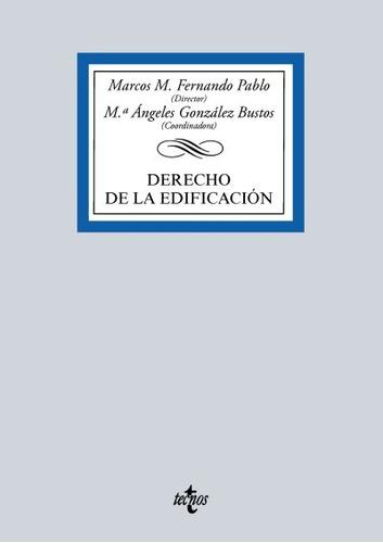 derecho de la edificación y renovación urbana(libro entidade