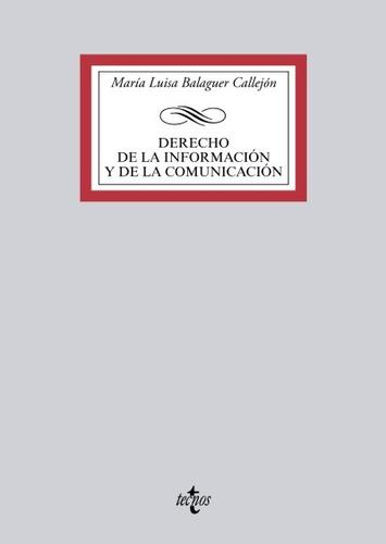 derecho de la información y de la comunicación(libro derecho