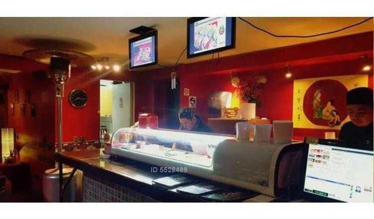 derecho de llaves maldito sushi thai