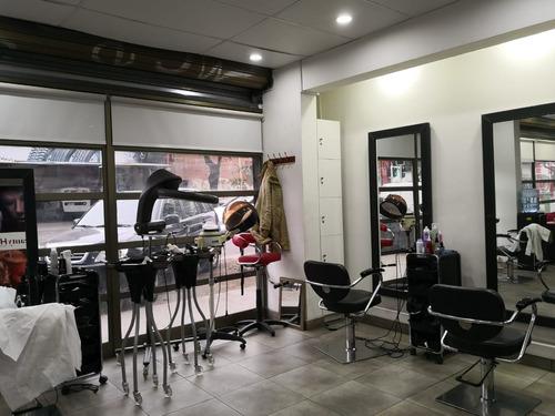 derecho de llaves peluquería funcionando santiago