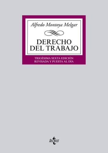 derecho del trabajo(libro concepto de derecho del trabajo)