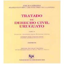 Gamarra 6 - Donaciones - Tratado De Derecho Civil Uruguayo