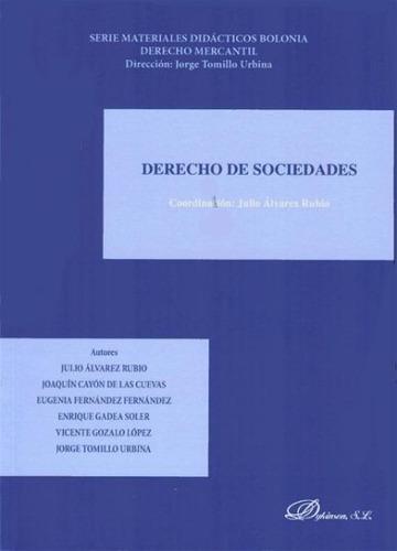 derecho mercantil. vol. ii. derecho de sociedades(libro lecc