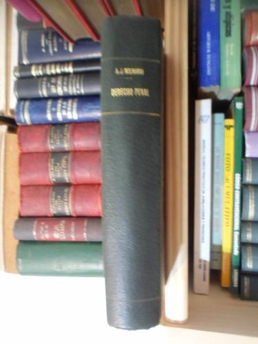 derecho penal. libro penal.