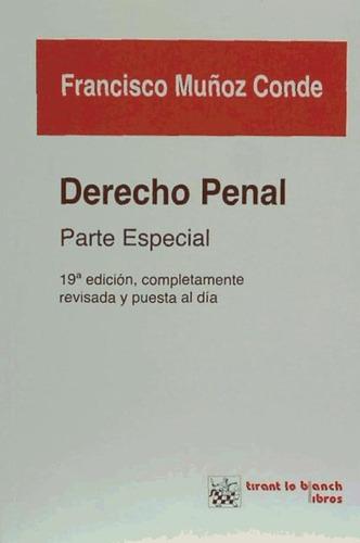 derecho penal parte especial 19ª ed. 2013(libro )