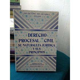 Derecho Procesal Civil Juan Jose Flores   (nuevo)