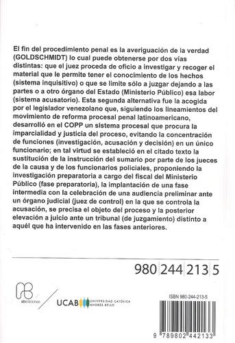 derecho procesal penal venezolano nuevo 2019 magaly vásquez