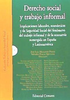 derecho social y trabajo informal(libro )