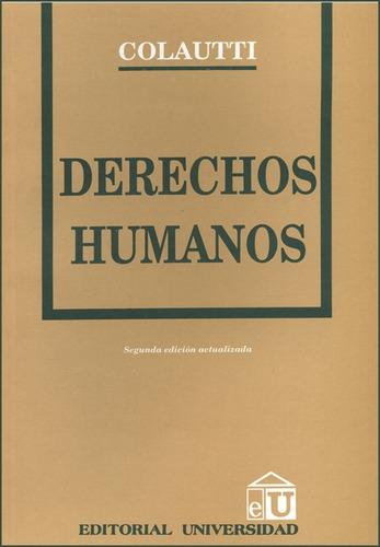 derechos humanos // dr. colautti