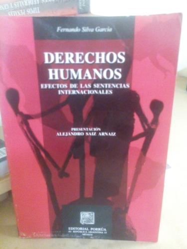 derechos humanos efectos de las sentencias internacionales