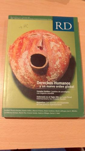 derechos humanos y un nuevo orden global - nro 2- dic 2007