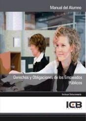 derechos y obligaciones de los empleados públicos(libro los