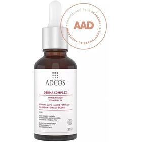 Derma Complex Concentrado Vitamina C20 30ml Adcos Original