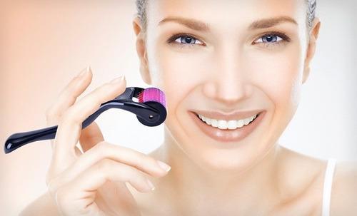 derma roller  elimina arrugas, celulitis ,acne, cicatrices
