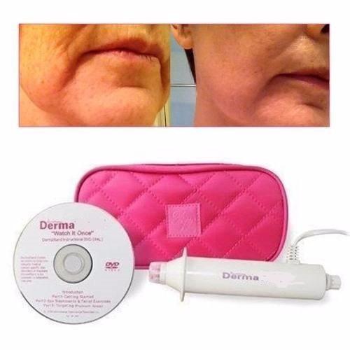 derma young, rejuvenecedor facial, elimina marcas de acne,
