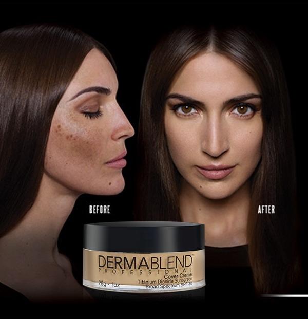0bd21ac44 Dermablend Base Entrega Inmediata Maquillaje Vitiligo Mancha - $ 165.900 en  Mercado Libre