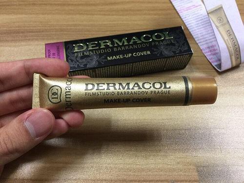 dermacol base maquillaje make-up todos disponibles