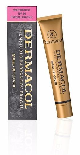 dermacol base maquillaje máxima cobertura waterproof promo