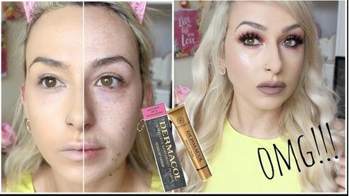 dermacol makeup-cover cubre imperfecciones replica