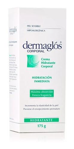 dermaglós corporal crema hidratación inmediata hidratante