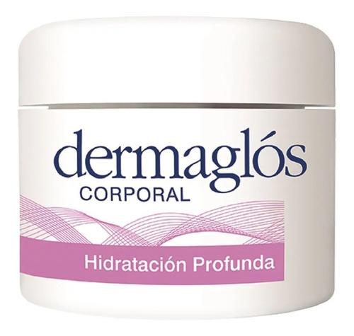 dermaglos corporal hidratación profunda crema x 100 gr