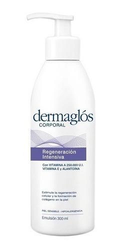 dermaglós corporal regeneración intensiva emulsión 300ml