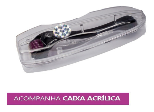dermaroller derma roller system 0,5mm 540 agulhas - original