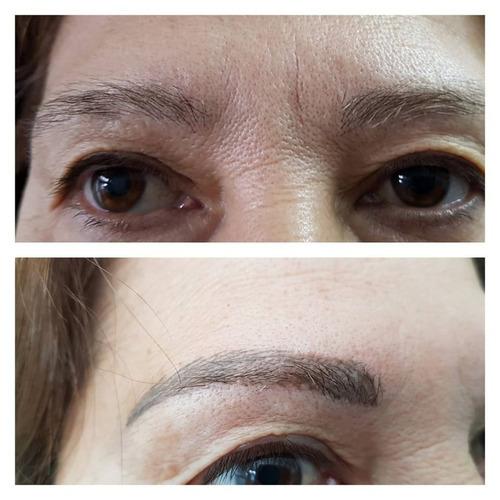 dermopigmentación cejas ojos labios monte castro-floresta